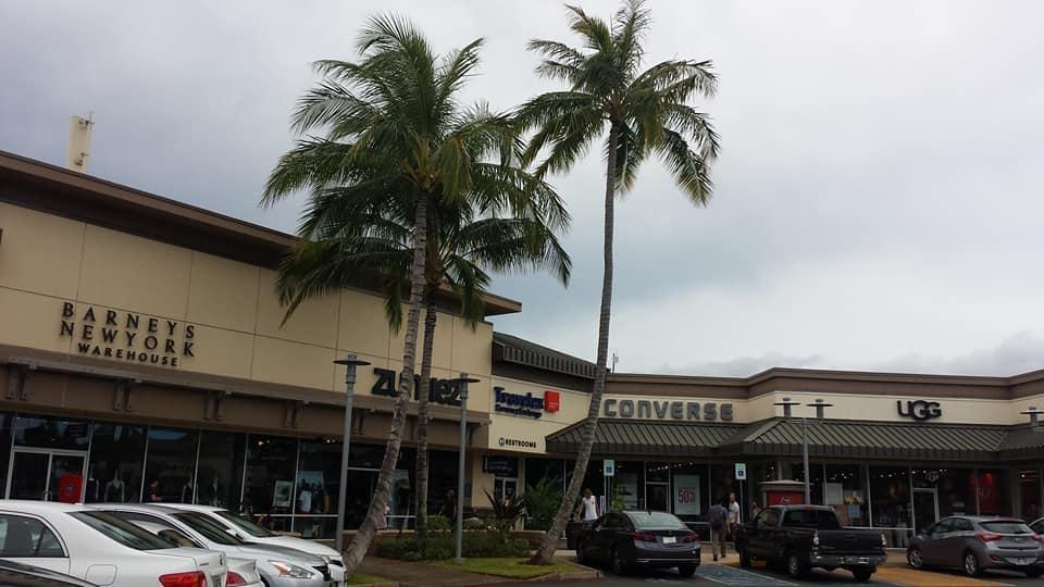 ハワイでショッピングするならここ!ワイケレプレミアムアウトレット