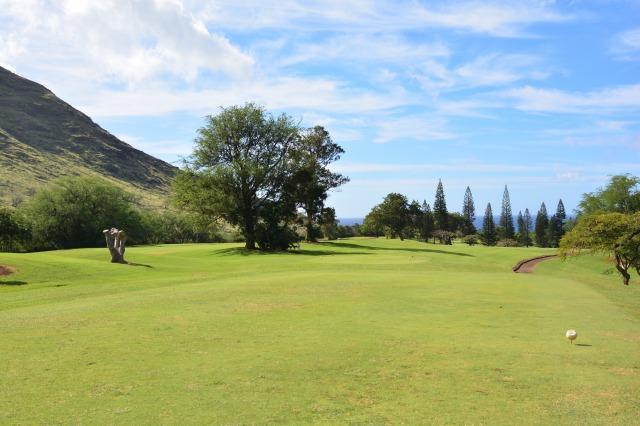 ハワイで格安でゴルフをするならここ♪ マカハバレー・カントリークラブ