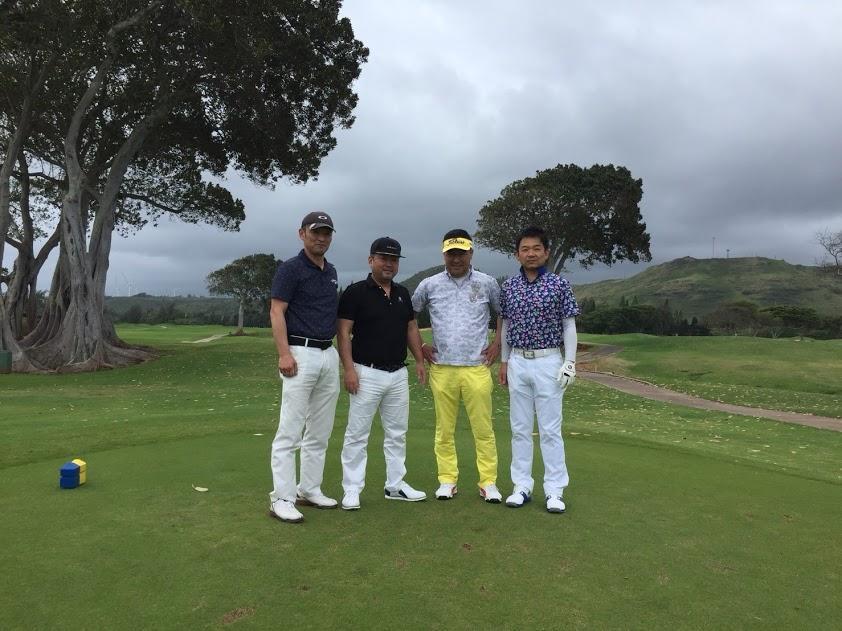 ゴルフ好きなら絶対に挑戦したい、ハワイのタートルベイリゾートのアーノルドパーマーコース