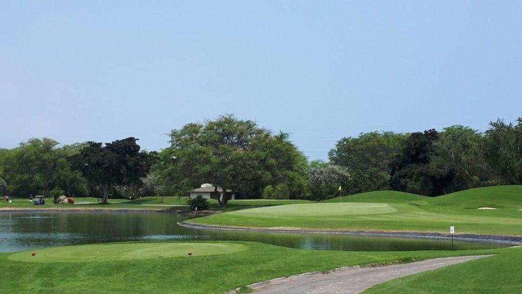 EWA BEARCH エバビーチゴルフクラブでパーフェクトプレーは難しい?