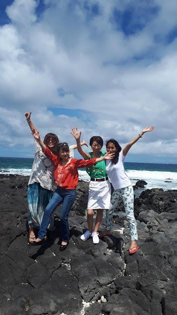 ハワイ大好き女性グループの旅をコーディネート Part.1