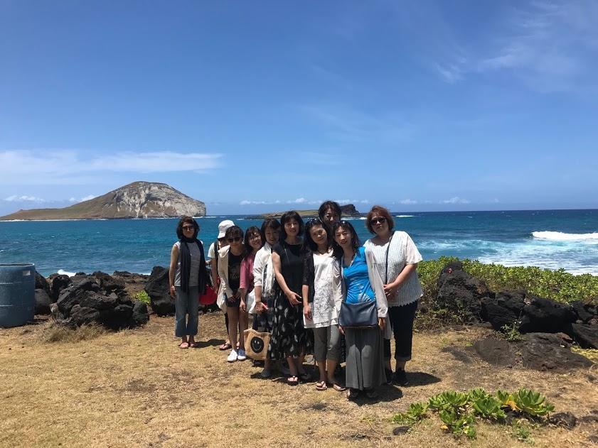 ママ友とのハワイ旅 大満足のヌアヌパリ、カイルアサイクリング、フランキーズナーセリーとパワースポット巡り、そしてワイケレアウトレットの9時間の旅。