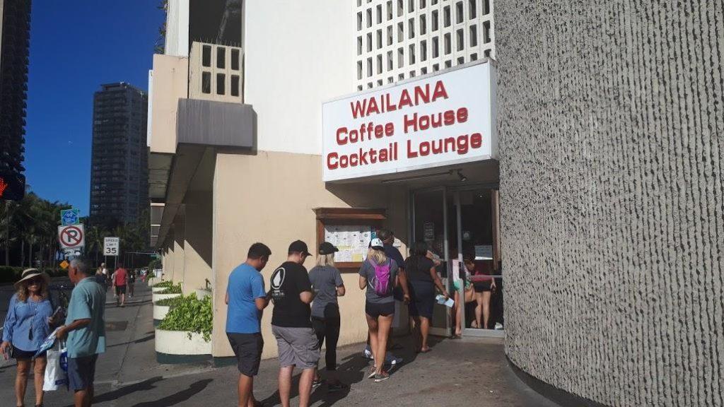 惜しまれながら閉店してしまうワイラナコーヒーハウス