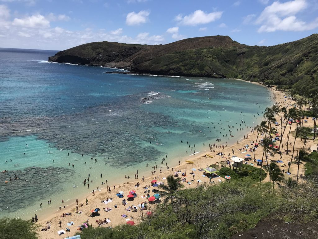 ハワイで気を付けて頂きたいこと①