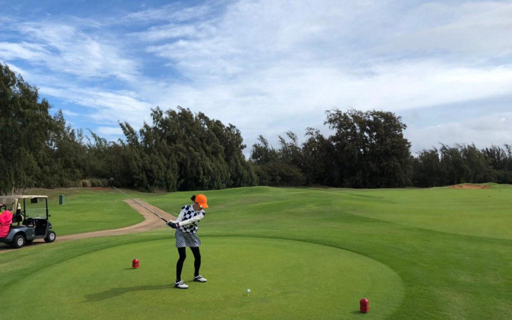 3日連続ゴルフ三昧ツアーで人気のコースを巡る