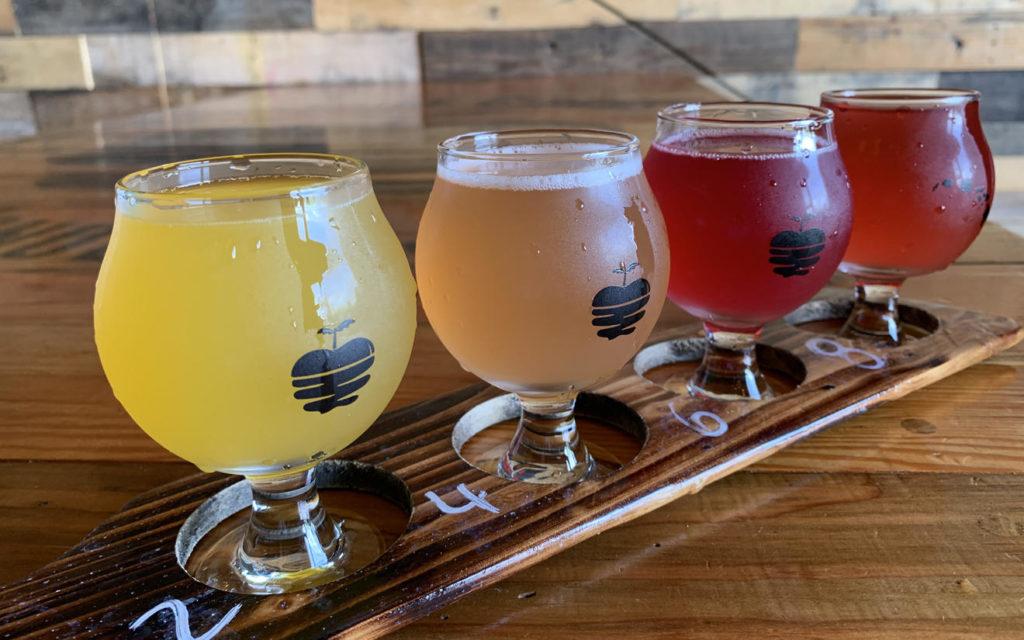 ハワイ生まれのクラフトサイダー醸造所で乾杯!