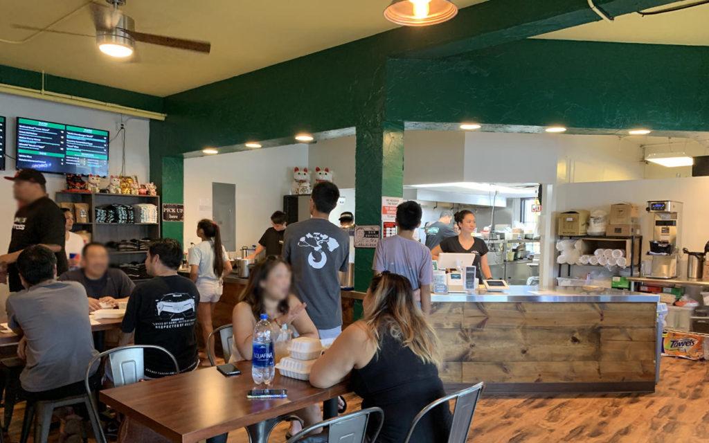 8月1日カカアコにプレートランチ店が新オープン