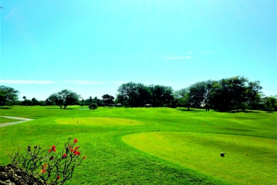 エバビーチゴルフクラブ コース写真1