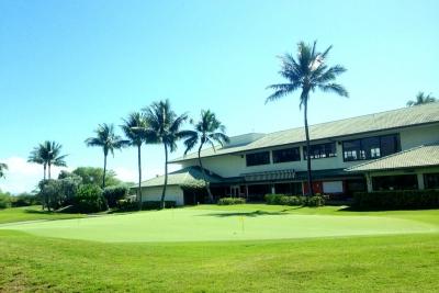 エバビーチゴルフクラブ クラブハウス