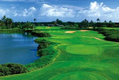 ハワイプリンスゴルフクラブ コース写真1