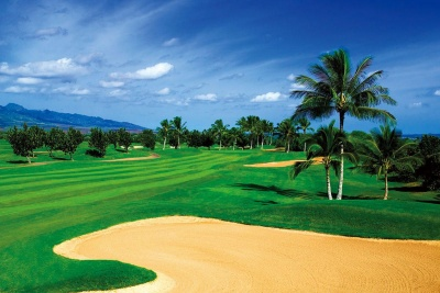 ハワイプリンスゴルフクラブ コース写真2