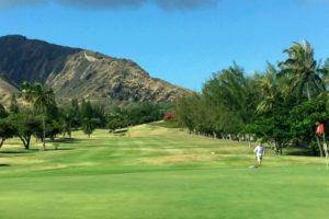 ハワイカイゴルフクラブ コース写真3