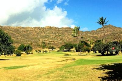ハワイカイゴルフクラブ コース写真4