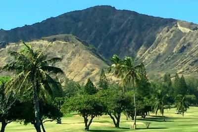 ハワイカイゴルフクラブ コース写真2