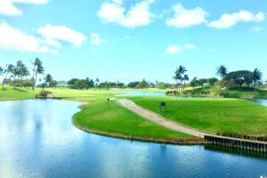 カポレイゴルフクラブ コース写真2