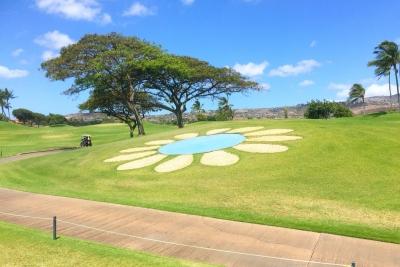 カポレイゴルフクラブ コース写真1
