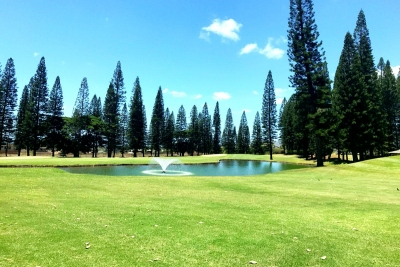 ミリラニゴルフクラブ コース写真3