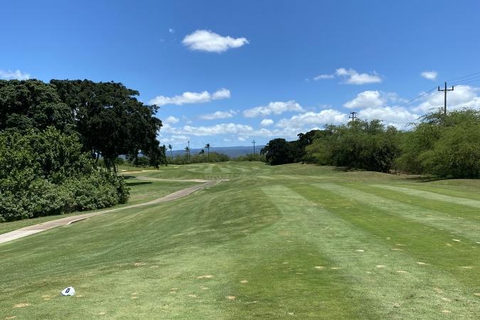 ゴルフ体験!ハワイプリンスゴルフ【目指せ100切り】②